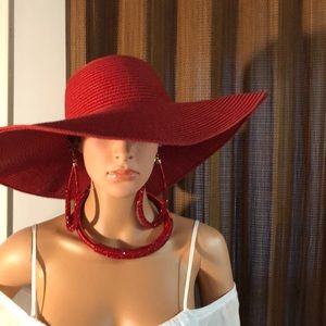 Accessories - Straw Hat